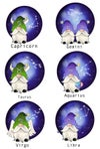 Zodiac Gnome Personalised Mug