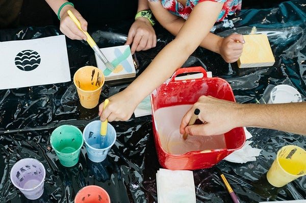 Image of Mother's Day Kids Workshop - Sat 1 May 2021 - 1pm