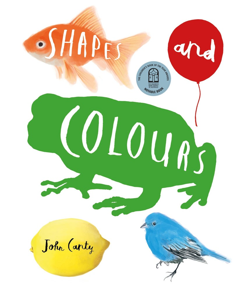 Image of Shapes and Colours