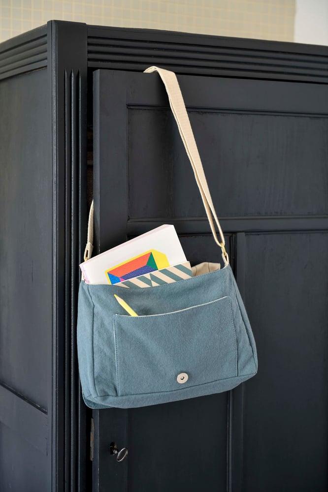 Image of Shoulder Bag Iona Sardine