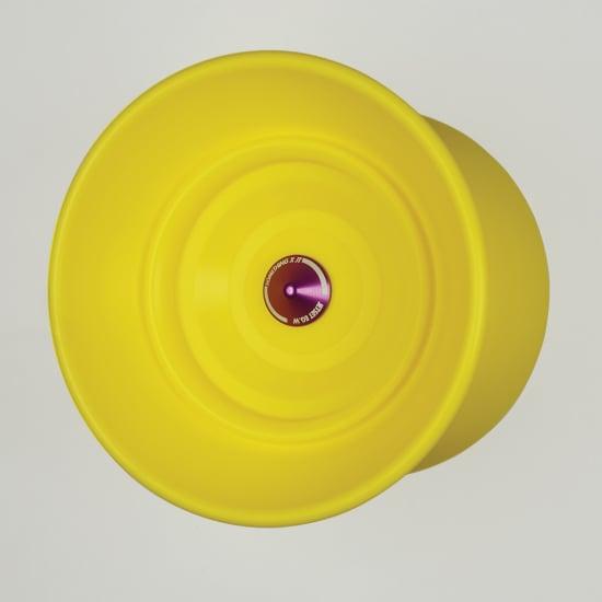 Image of JETSET EG.W (YELLOW / PURPLE)