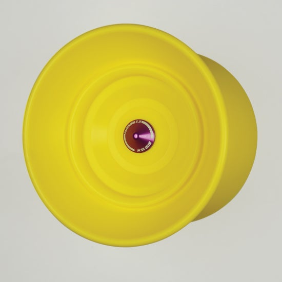 Image of JETSET EG.W (YELLOW / PURPLE)