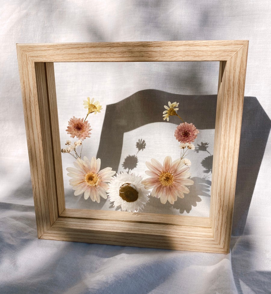 Image of Wildflower Floral Frame (Medium)