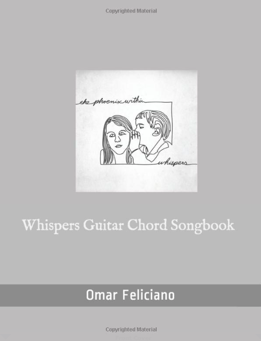 Image of WHISPERS GUITAR CHORD SONGBOOK