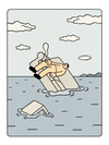 Sinking Sofa