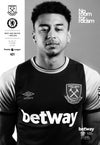 West Ham United v Chelsea 24.04.21 *Including UK Postage £4.99