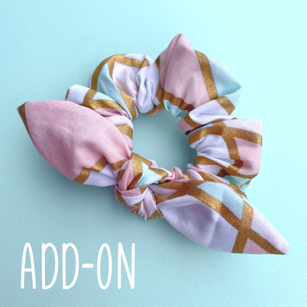 Image of ADD-ON ITEM - Scrunchie