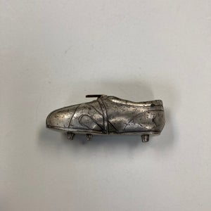 Image of Pewter Soccer Boot Ashtray