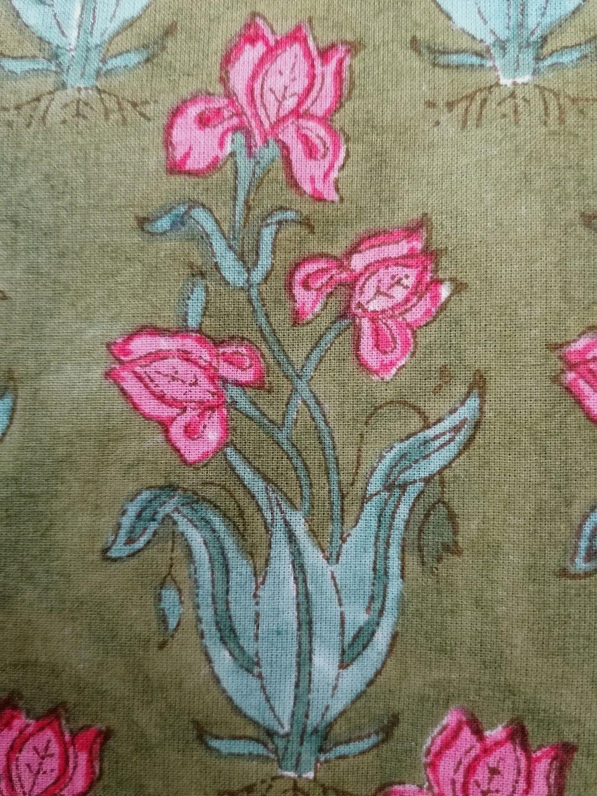 Image of Namasté fabric parc mauresque