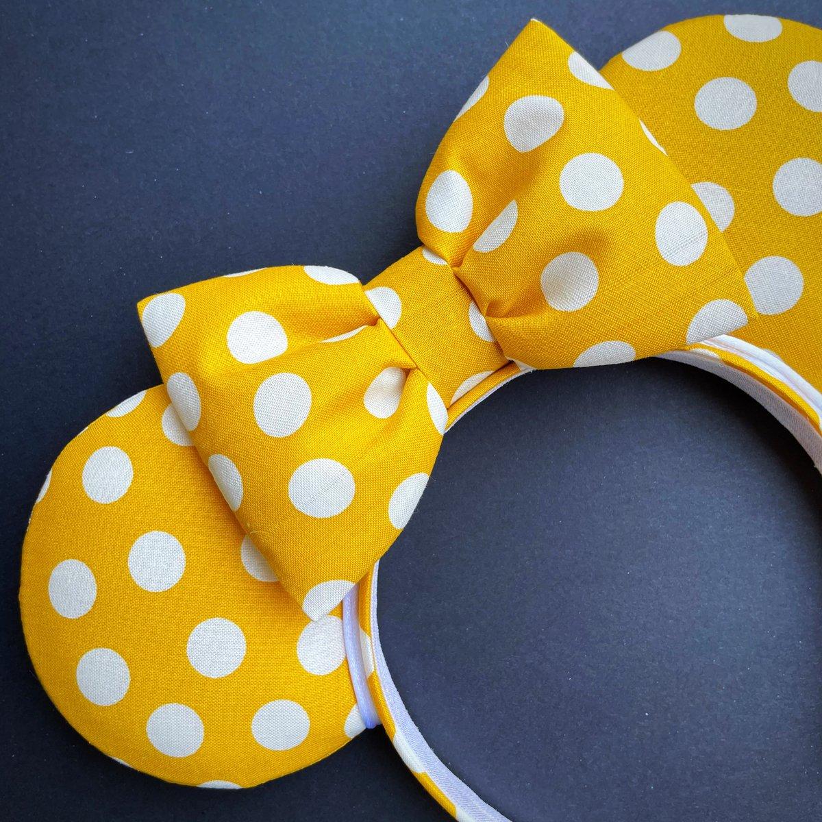 Image of Mustard dots