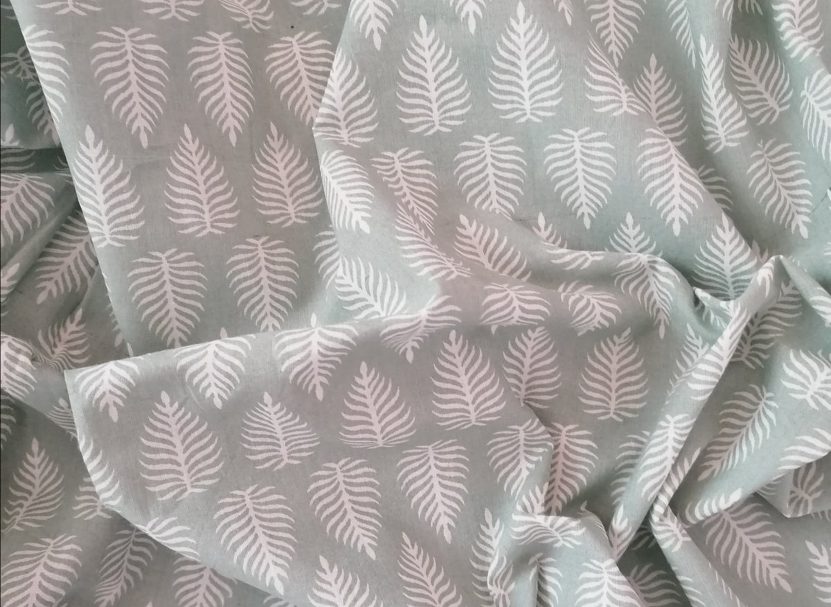 Image of Namasté fabric plumes