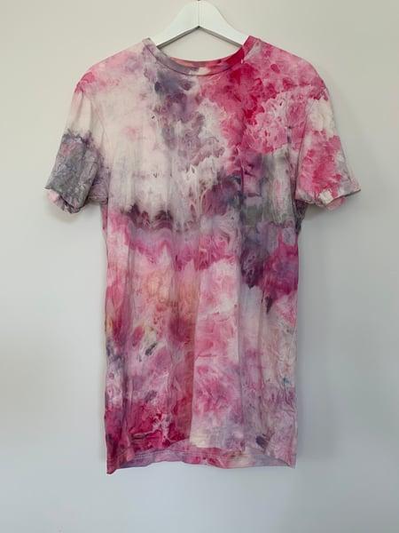 Image of Tie Dye 1 of 1 Medium (Magenta Spring)