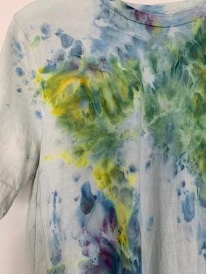 Image of Tie Dye 1 of 1 Medium (Nature Feels)