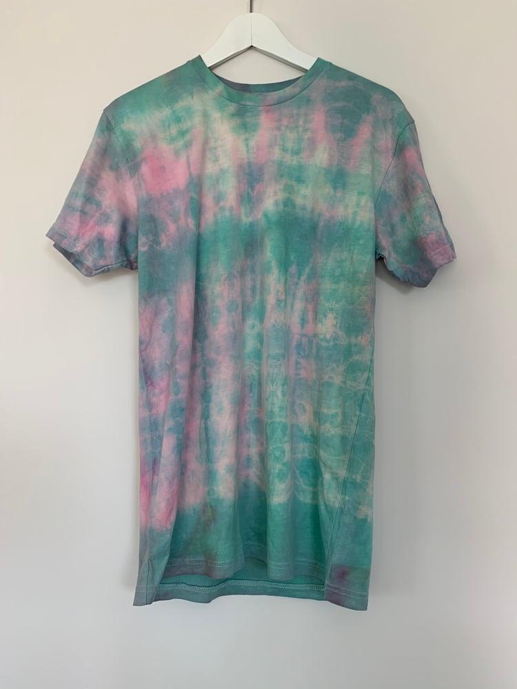 Image of Tie Dye Medium 1 of 1 (Pink Bleed)