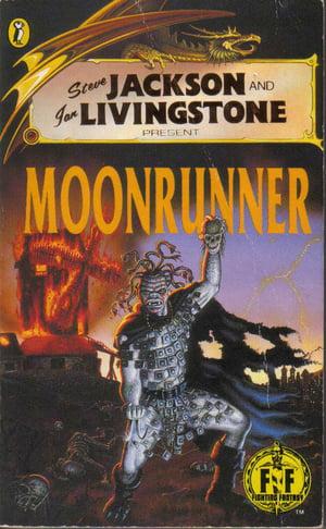Image of Moonrunner A3 print