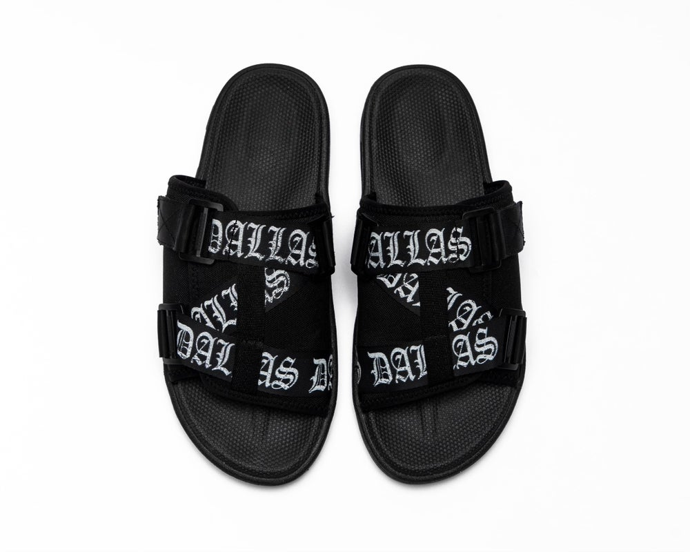 Image of  STAY STRAPPED SLIDES (NOW SHIPPING)