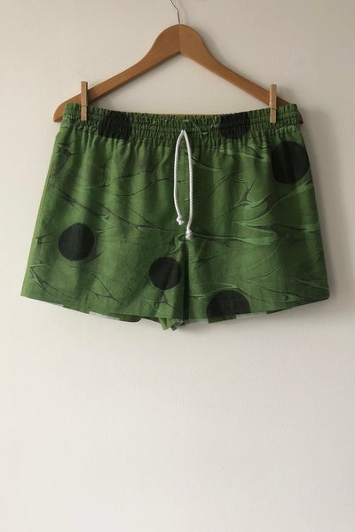Image of Mixed Print Shorts - No. 3