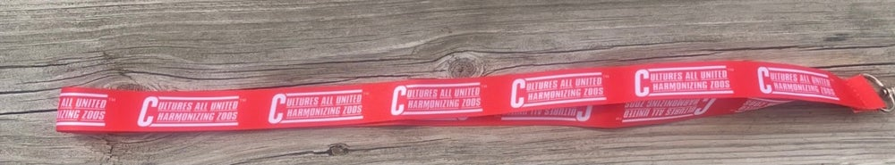 Cauhz™️ Red Lanyards