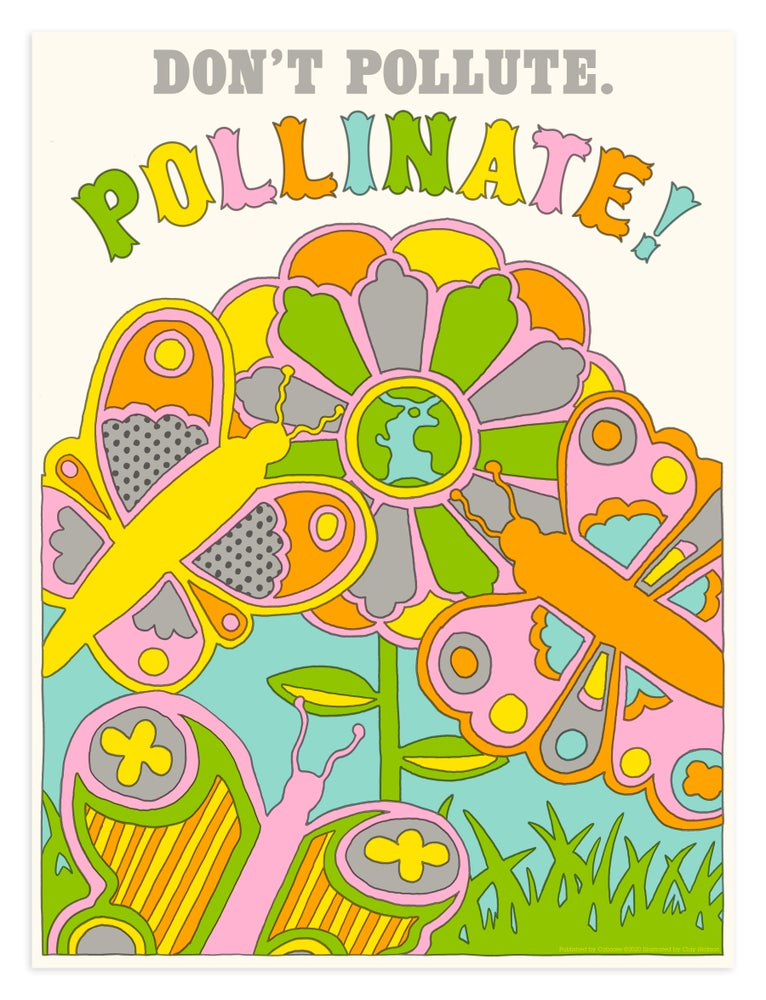 Image of Pollinate! Print