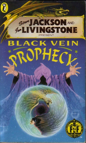 Image of Black Vein Prophecy A3 print