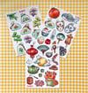 Festive - Sticker Sheets