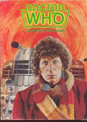 Image of Doctor Who A3 print