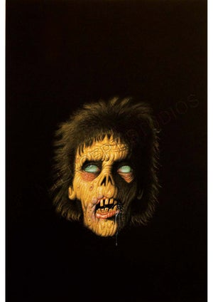 Image of Carrion A3 print – CLEARANCE SALE