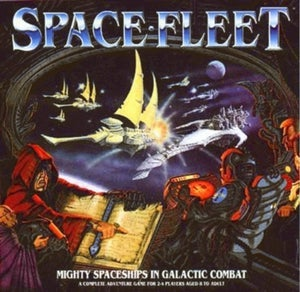 Image of Battlefleet Gothic (also known as Space Fleet) A3 print – CLEARANCE SALE