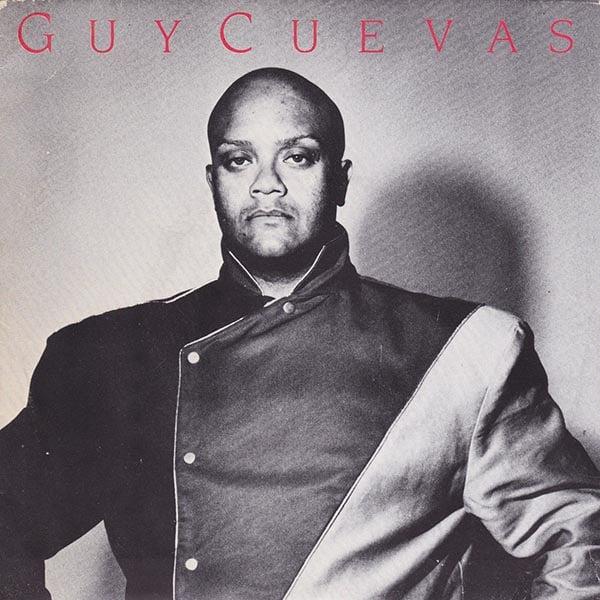 Guy Cuevas -  Ebony Game (Gaumont Musique - 1981)