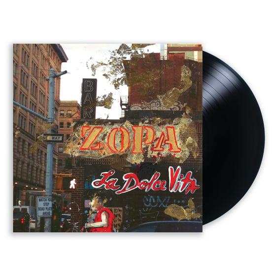 "Image of Zopa - ""La Dolce Vita"" LP (Black)"