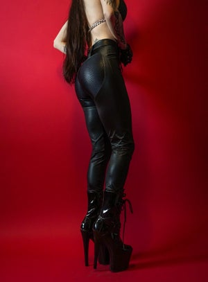 Image of Toxic Vision Hellraiser bullet pants MULTI SIZE
