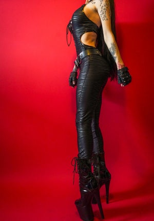 Image of Toxic Vision Animalize catsuit