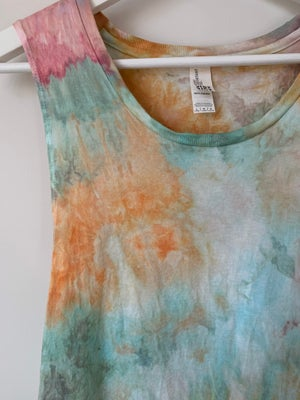 Image of Tie Dye Large Women's Tank (Mojito)
