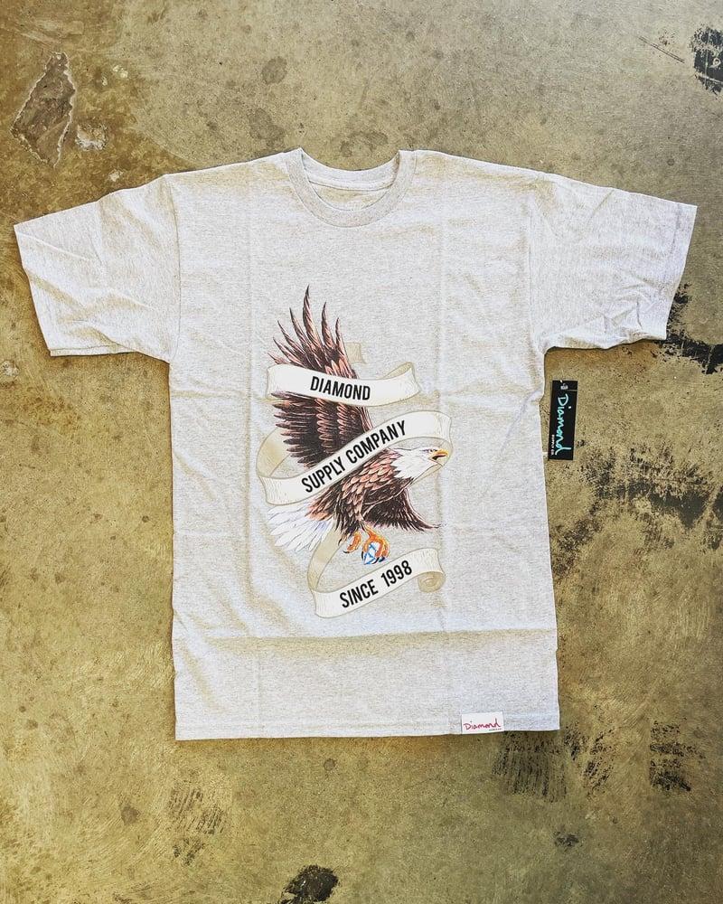 Diamond Supply Bald Eagle Tee Shirt