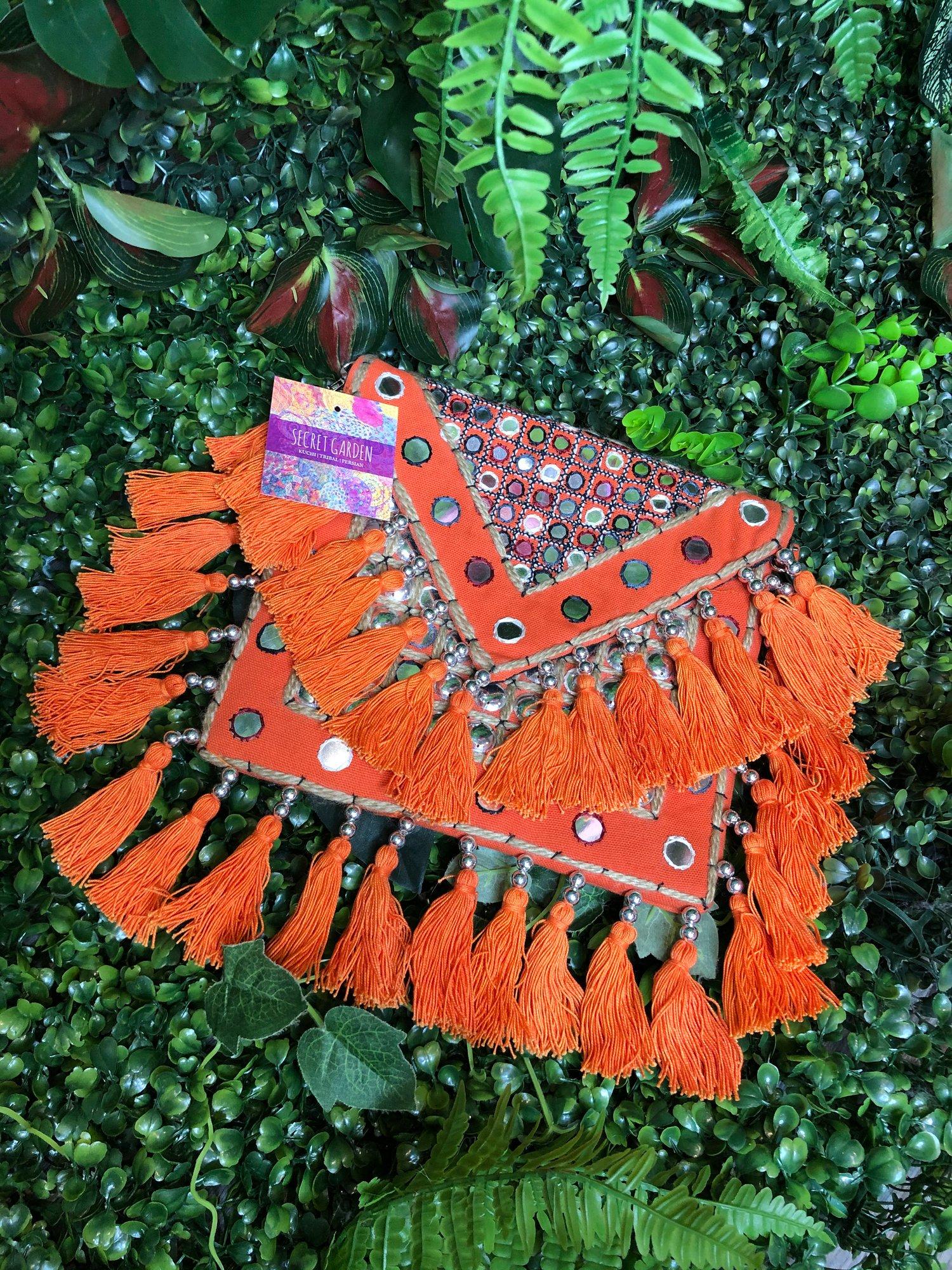 Image of Cali Bag - Orange