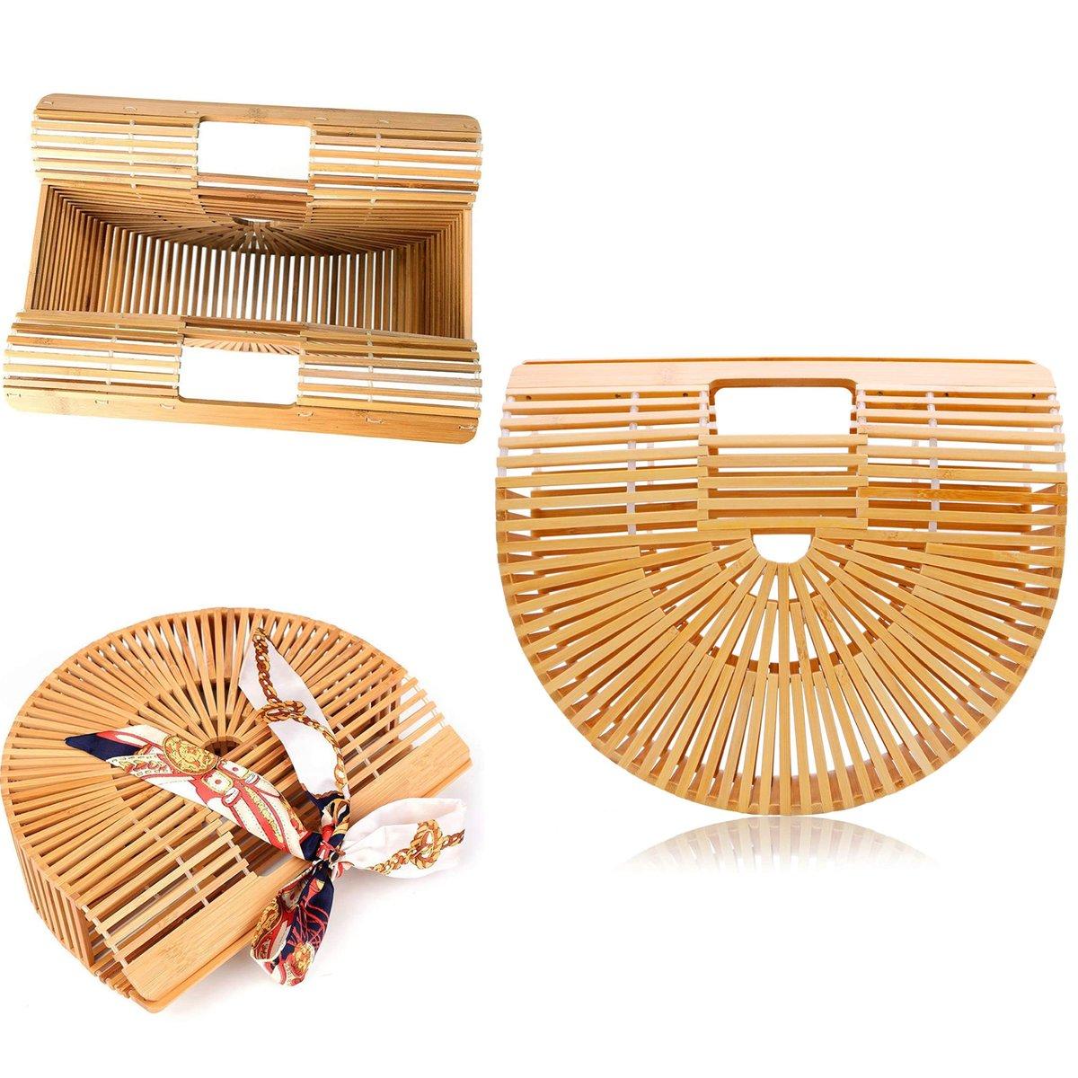 Image of Bamboo Purse