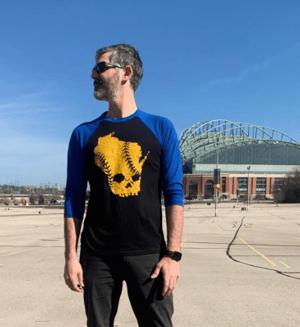 Milwaukee Wiskullsin Baseball Unisex