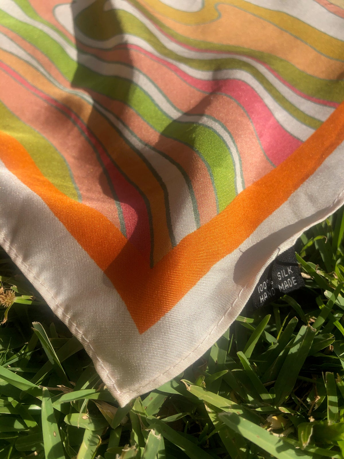 Image of PREORDER - Sun Scarf Limited Edition