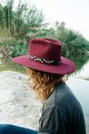 Victoria Hatband