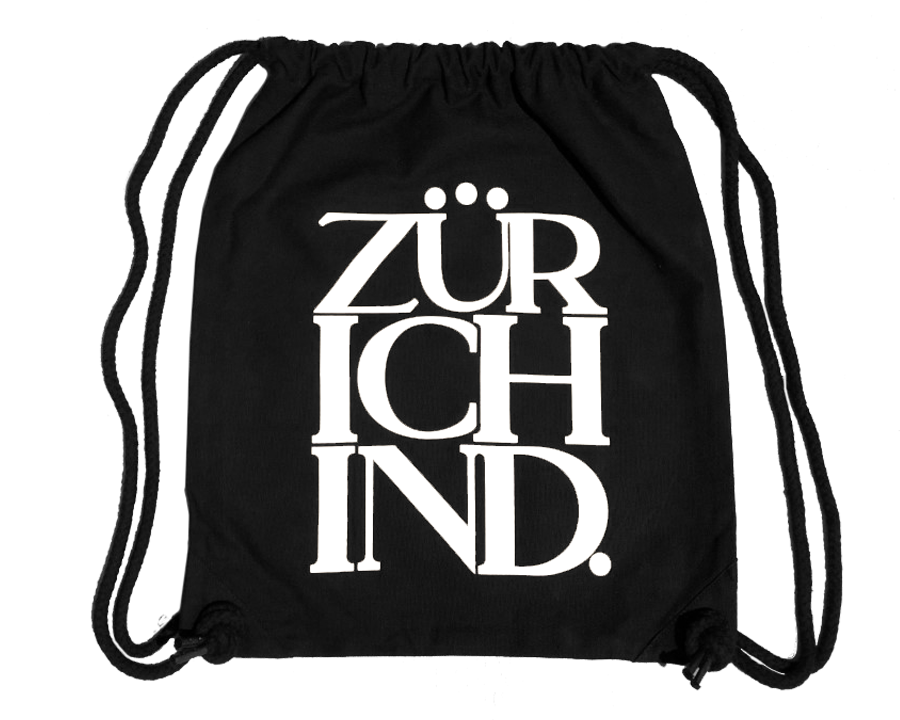 Image of ZÜRICHIND classic - Bag schwarz