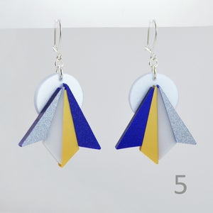 Image of Starburst Earrings 5 and 6