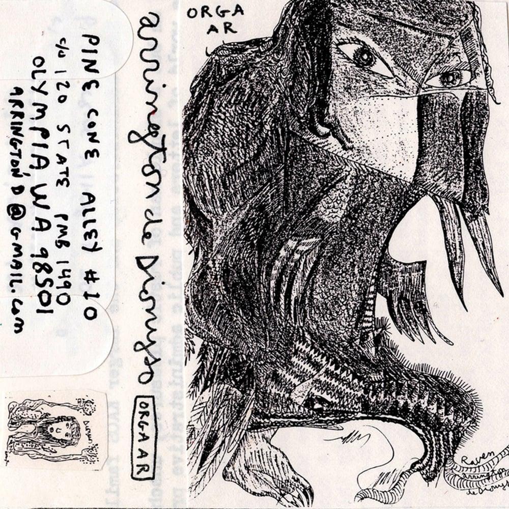 Arrington de Dionyso - Orga Ar (IMP034)