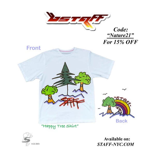 Image of Happy Tree Shirt