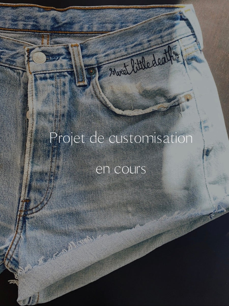 Image of Projet custo Laurie