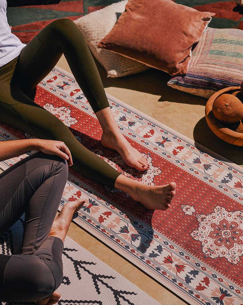 Image of Yoga Mat Persian