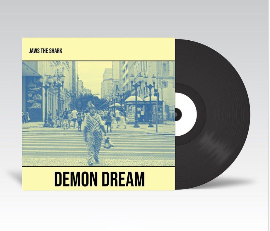 "Image of Jaws the Shark - Demon Dream 7"" - Pre Order"
