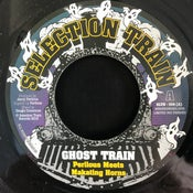 """Image of Perilous Meets Makating Horns - 'Ghost Train/Duppy Town' (Limited edition UK 7"""" vinyl )"""
