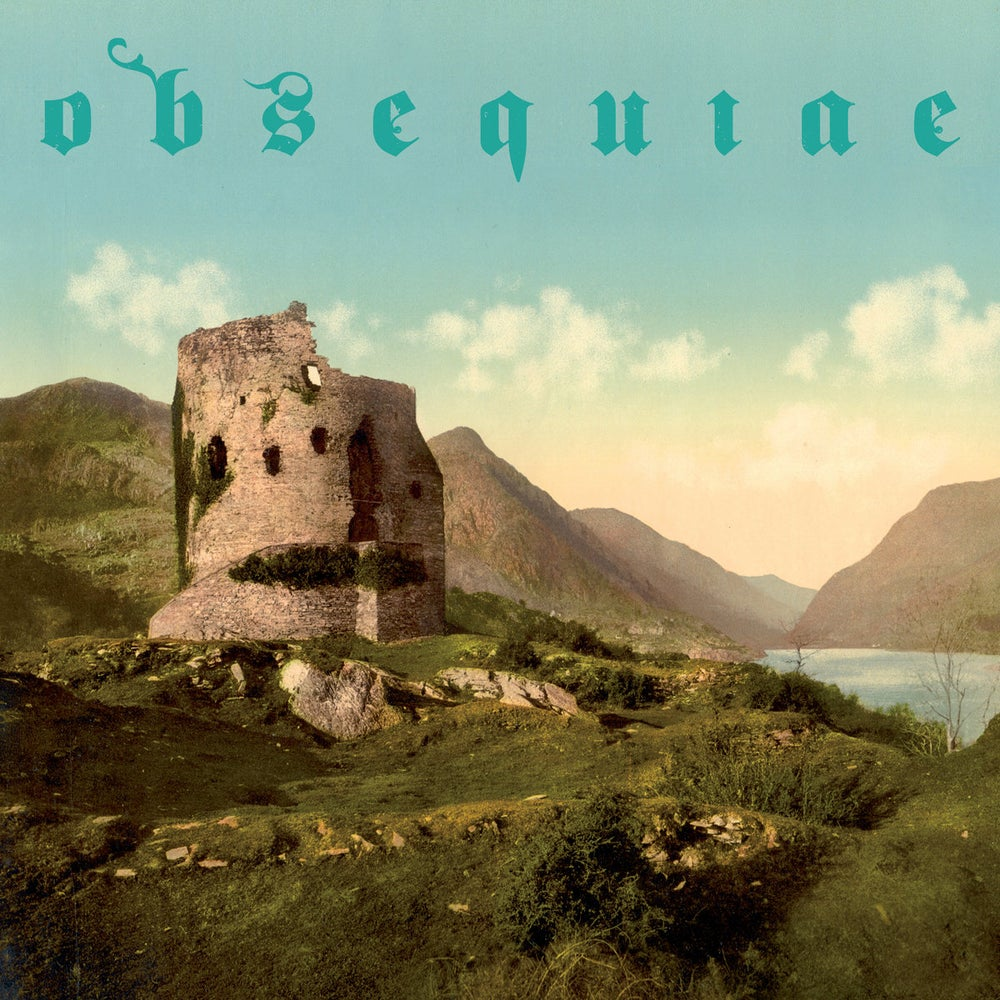 Image of Obsequiae - The Palms Of Sorrowed Kings LP
