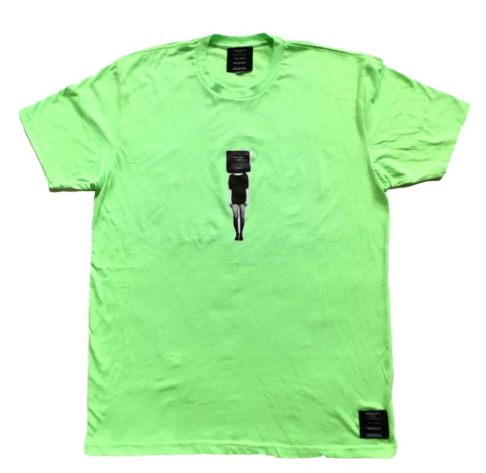 Image of KingNYC TV Head T-Shirt