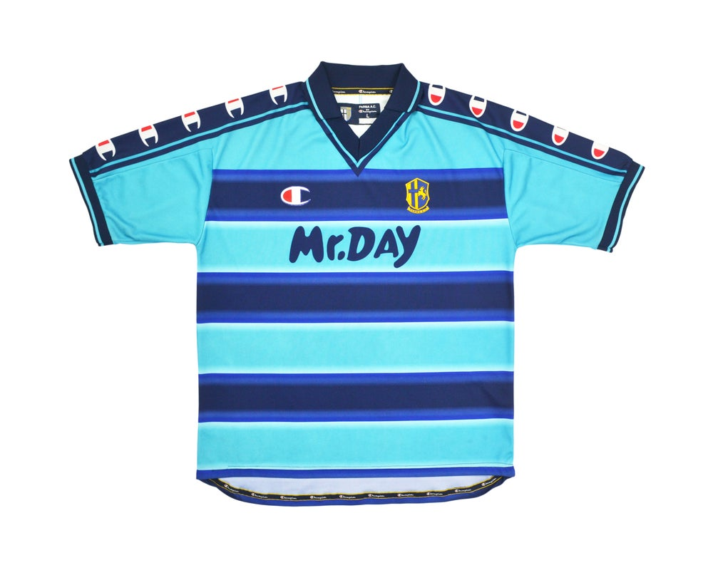 Image of 2000-01 Champion Parma Goalkeeper Shirt L